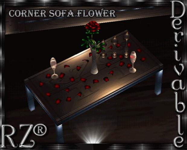 76. Corner Sofa FL Mesh Furniture
