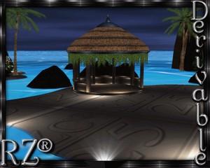 66 MAYA Island Mesh Room