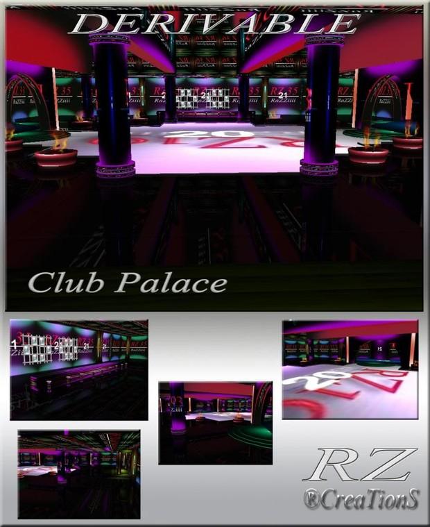3. Club Palace PROMO