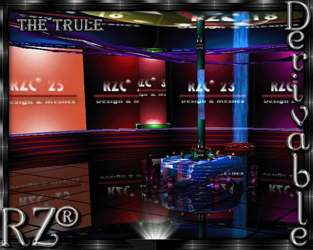 13. The Trule Mesh Room