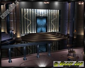 190. Random Club Mesh Room