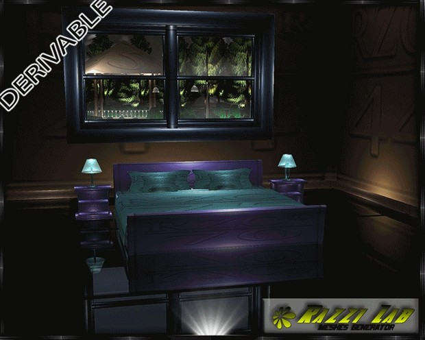 56. Furniture Villa Lake Room Mesh