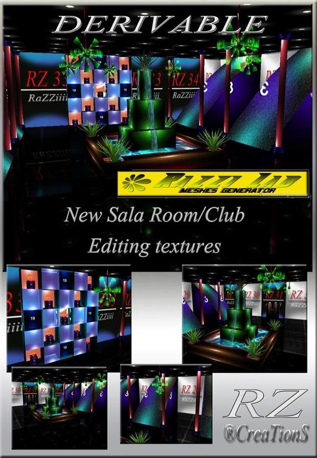 2. Sala Club Room PROMO
