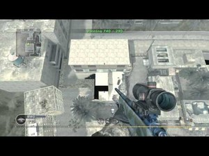 COD4 XBOX EB AZZA PATCH! W/ UFO!!! (RARE) (CHEAPEST PRICE)