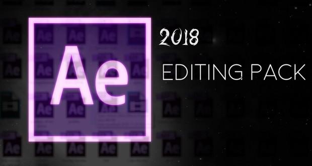 2018 Editing Pack!