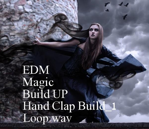 EDM Magic Buildup_ Hand Clap Build_1 - Loop.wav