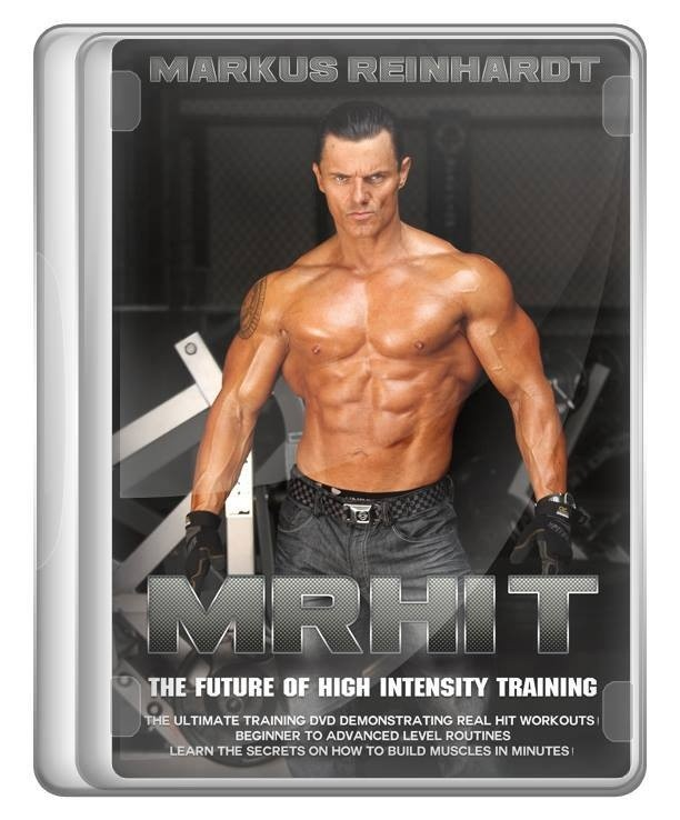 The Future of HIT by Markus Reinhardt - The ultimate guide to High Intensity Training
