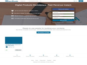 (ORIGINAL) Digital Products Marketplace Direct Payment
