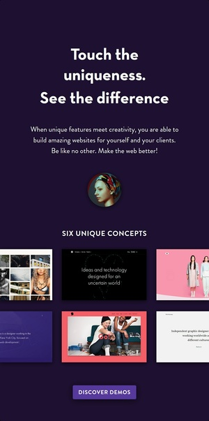 Seriously - Business Multi-Purpose WordPress Website Builder