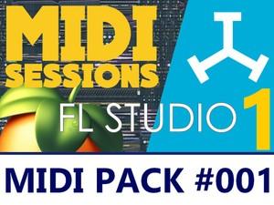 MIDI PACK #001 : Salut c'est cool - Techno Toujours Pareil