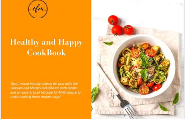 Healthy and Happy Cook Book