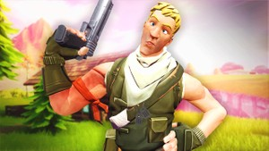 miniatura 3d fortnite x1 - miniatura fortnite 3d