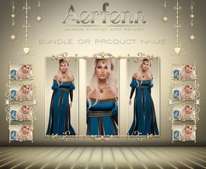 Aerfenn Product Page Mockup