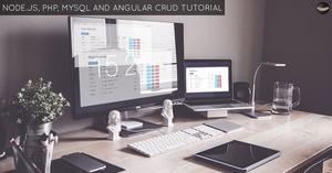 Angular 2 - Angular CRUD LEVEL 1 - Source Code