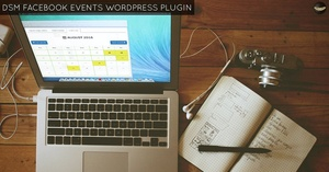 DSM Facebook Events WordPress Plugin - Up to 3 Sites