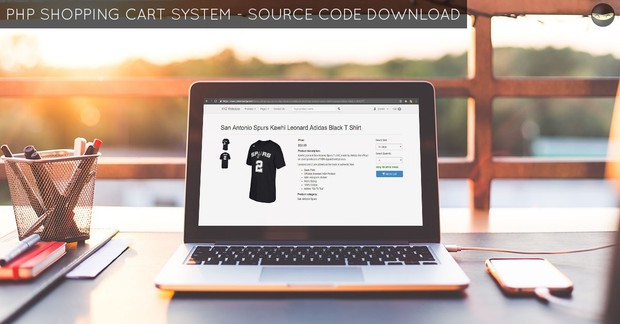 PHP Shopping Cart System - Download Source Code - Up to 10 Sites