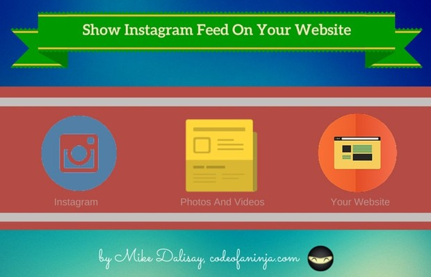 LEVEL 2 - Display Instagram Feed On Your Website