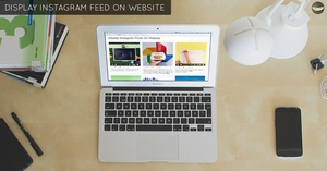 LEVEL 1 - Display Instagram Feed On Your Website