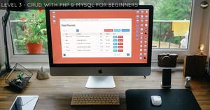LEVEL 3 - PHP and MySQL CRUD Tutorial for Beginners
