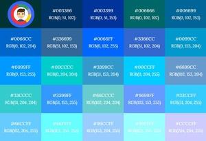 290+ Photoshop Color Swatch (.aco) Files - Web Color Dude!