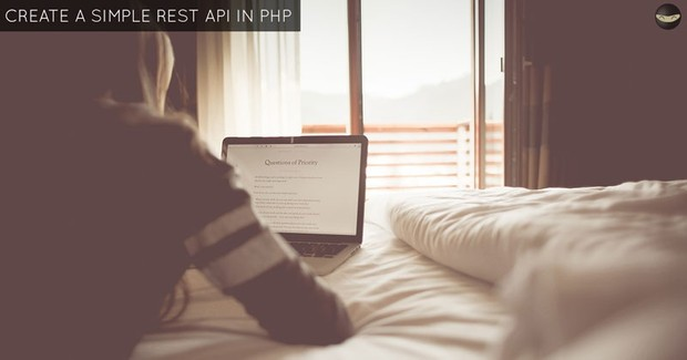 PHP REST API Source Code