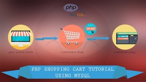 LEVEL 3 - Shopping Cart Tutorial using MySQL