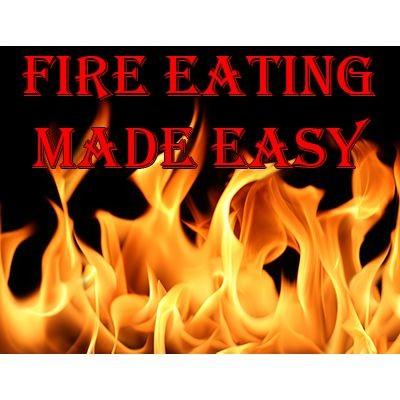 FIRE EATING MADE EASY  (And Other Amazing Yogi Stunts Revealed)
