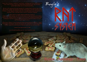 R.A.T System (Professional Psychics Physical DVD-ROM Package)