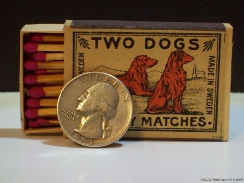 THE MATCHBOX - CIGARETTE & COINS ROUTINE