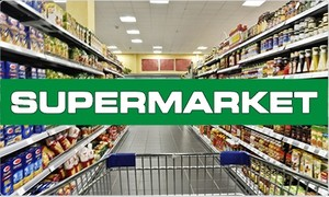 SUPER-MARKET SWEEP - (Comedy Mentalism Hits The High Street)