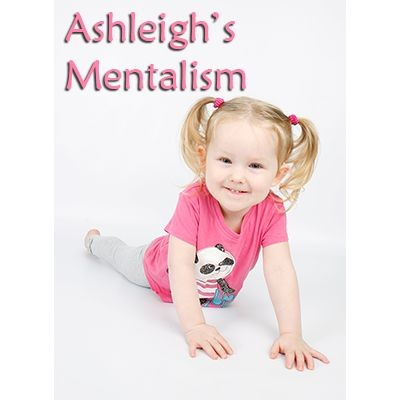 ASHLEIGH'S DVD MENTALISM BOOK TEST