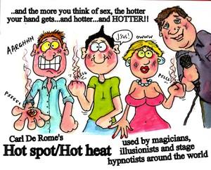 Hypno-Heat aka Hot Spot aka The Hot Foil in Hand Miracle