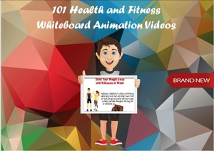 101 Healthy Eating Videos for Weight Loss & Fitness Therapy Treatments