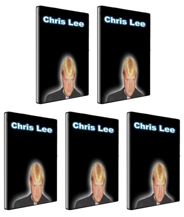 CHRIS LEE HYPNOSIS SHOWS - Five Live Hypnotism Shows from Royles Student