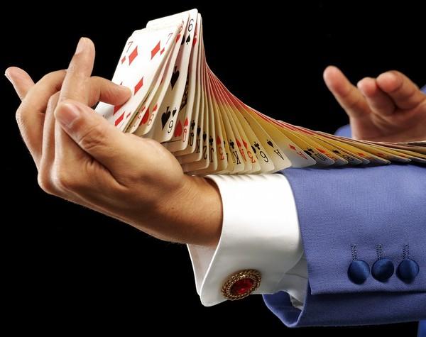 ROYLE ROAD TO CLOSE-UP MAGIC & CARD TRICKS
