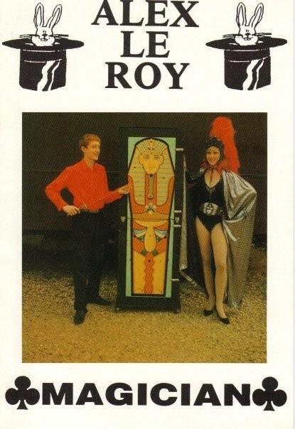 ROYLE MAGIC - THE EARLY YEARS