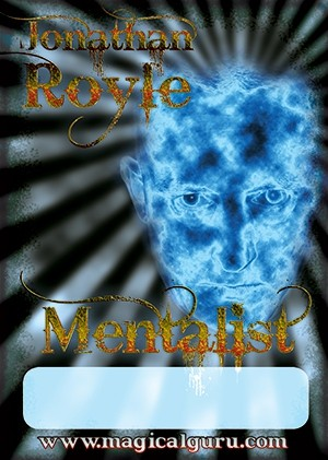 ROYLE MENTALIST MIND READER & PSYCHIC ENTERTAINER LIVE SHOWS