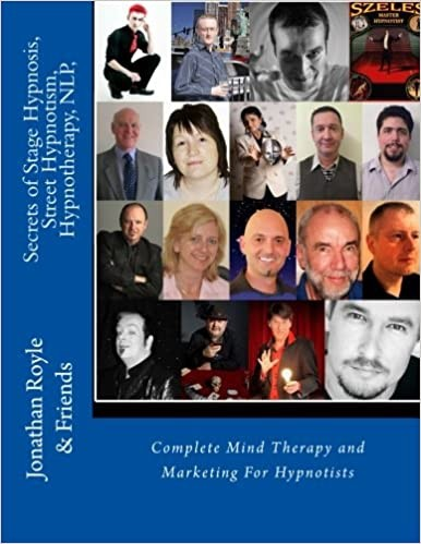 FREE HYPNOSIS TRAINING MANUALS = LEARN HYPNOTHERAPY - NLP & STAGE HYPNOSIS