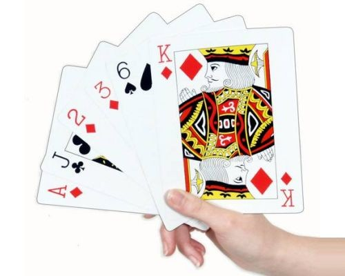 Don't Play Card's With Me! - Gambling Magic Made Easy