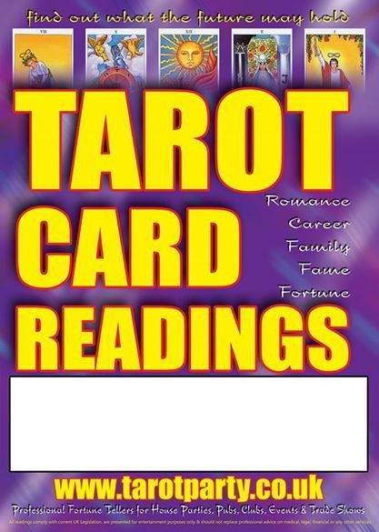 THE TALKING TAROT - Profitable Tarot Reading Made Easy