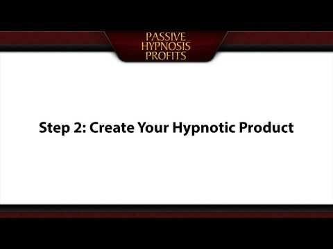 Passive Hypnosis Profits - (The Millionaire Hypnotists Strategy)
