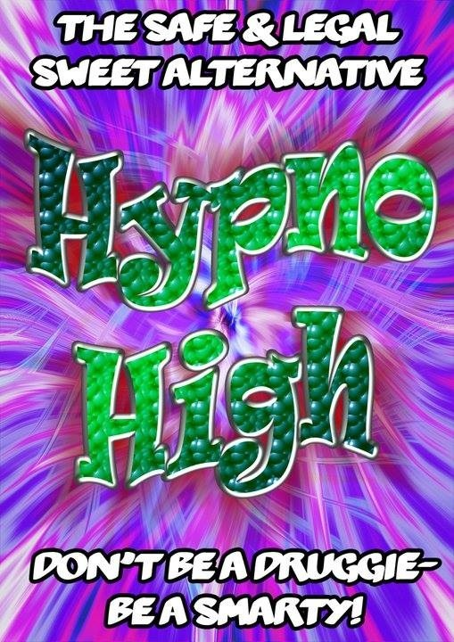 HYPNO-HIGH - (The Legal & Safe Alternative to Cocaine, Cannabis, Ecstasy, Heroin & MDMA)
