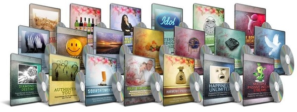 Hypnotherapy Audios Profits Package - (43 Recordings With Legal Resale Rights & Bonus Items!)
