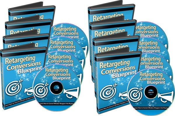 Retargeting Website Conversions Blue-Print