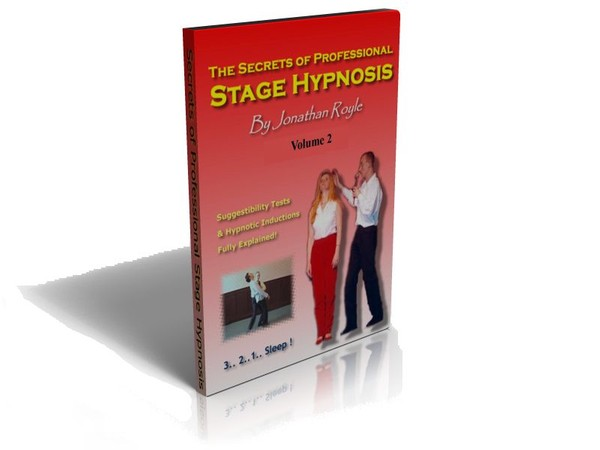 Secret's of Stage Hypnosis - A Simple Approach
