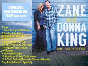 Zane and Donna King-MILE MARKER ONE