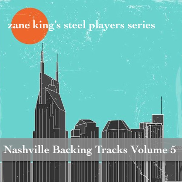 Zane King's Nashville Backing Tracks Volume 5
