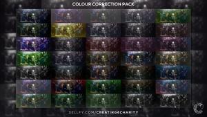 Photoshop Colour Correct Pack #1
