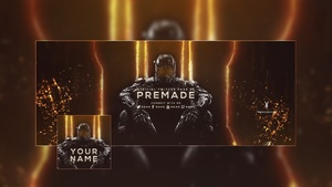 Call Of Duty BO3 - Twitter Header & Avatar