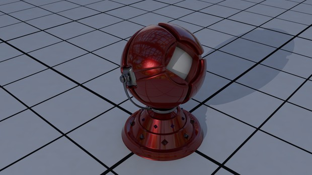 Shaderball for C4D by Xiuhcotal - Xiuhcotal